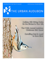 The Urban Audubon - Winter 2019 Cover